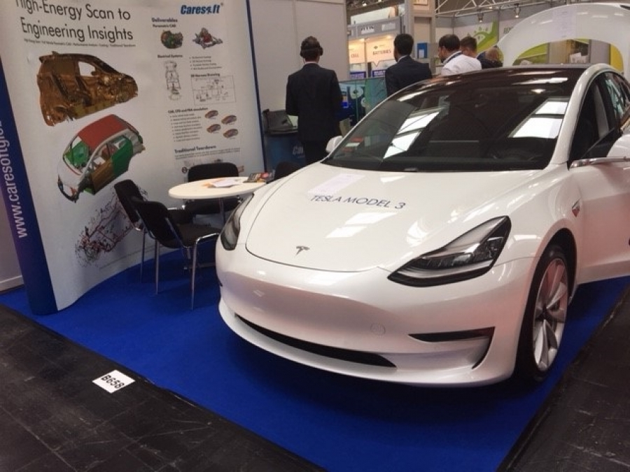 Battery Show and Electric & Hybrid Vehicle Technology 2018 (15. - 17.05.) in Hanover